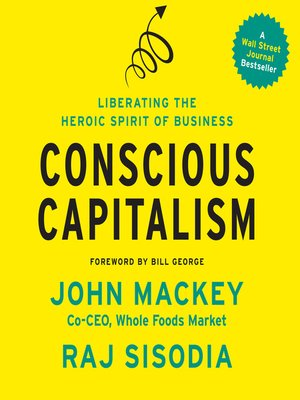 cover image of Conscious Capitalism