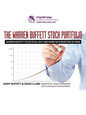 cover image of The Warren Buffett Stock Portfolio