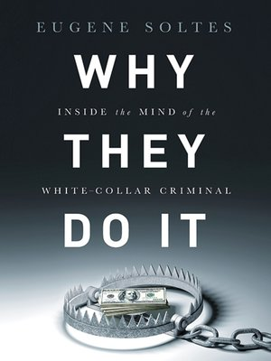 cover image of Why They Do It