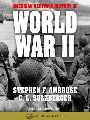 cover image of American Heritage History of World War II