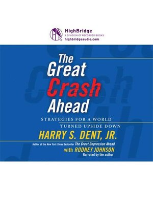cover image of The Great Crash Ahead