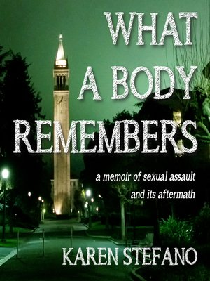 cover image of What a Body Remembers