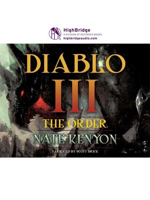 cover image of Diablo III: The Order