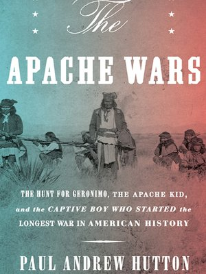 cover image of The Apache Wars