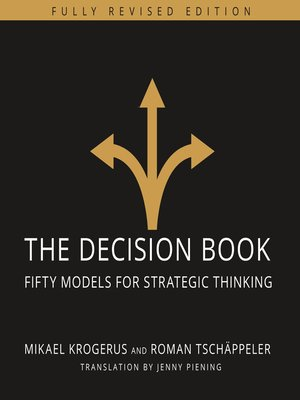 cover image of The Decision Book