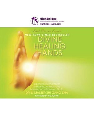 cover image of Divine Healing Hands