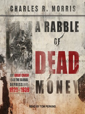 cover image of A Rabble of Dead Money