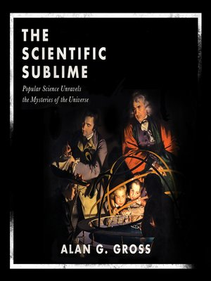 cover image of The Scientific Sublime