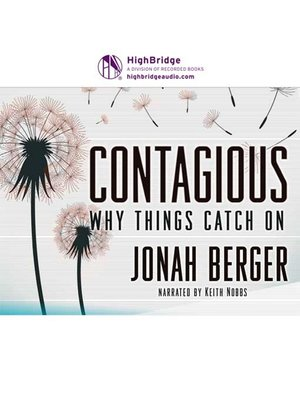 cover image of Contagious