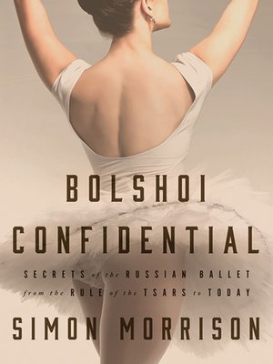 cover image of Bolshoi Confidential