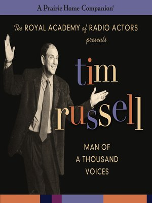 cover image of Tim Russell