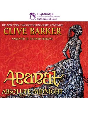 cover image of Absolute Midnight