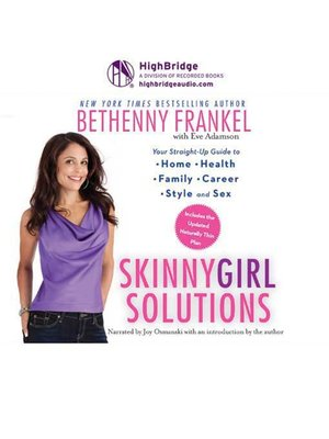 cover image of Skinnygirl Solutions