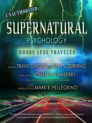 cover image of Supernatural Psychology