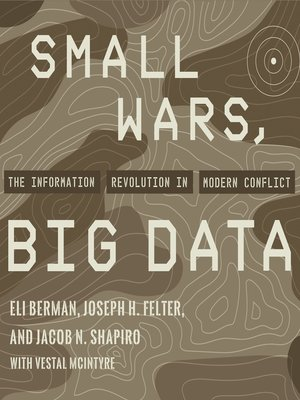 cover image of Small Wars, Big Data