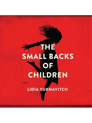 cover image of The Small Backs of Children