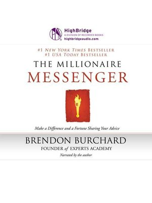 cover image of The Millionaire Messenger