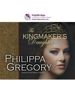 cover image of The Kingmaker's Daughter