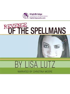 cover image of Revenge of the Spellmans