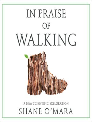 cover image of In Praise of Walking