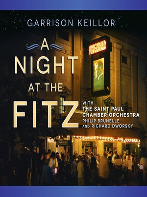 cover image of A Night at the Fitz