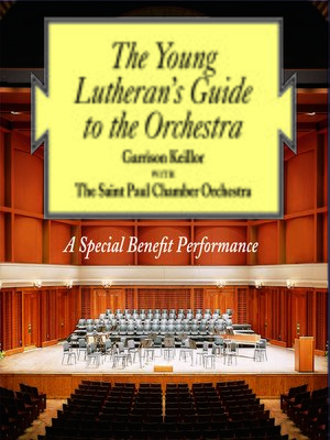 cover image of The Young Lutheran's Guide to the Orchestra