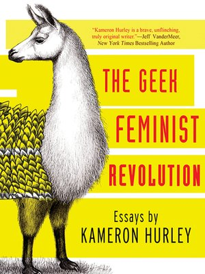 cover image of Geek Feminist Revolution