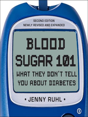 cover image of Blood Sugar 101