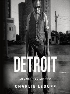 cover image of Detroit--An American Autopsy