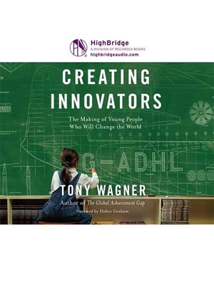 cover image of Creating Innovators
