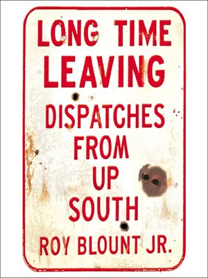 cover image of Long Time Leaving