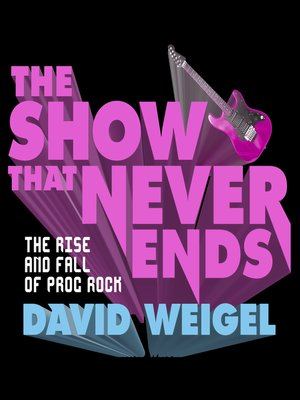 cover image of The Show That Never Ends
