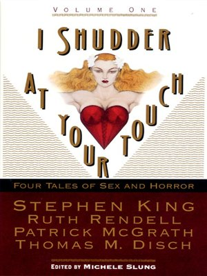cover image of I Shudder at Your Touch