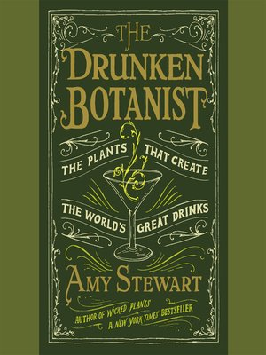 cover image of The Drunken Botanist