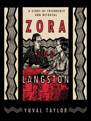 cover image of Zora and Langston