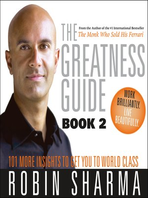 cover image of The Greatness Guide Book 2