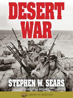 cover image of World War II--Desert War