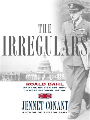 cover image of The Irregulars