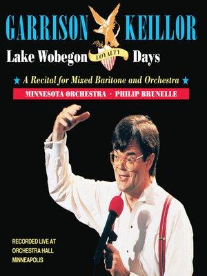 cover image of Lake Wobegon Loyalty Days