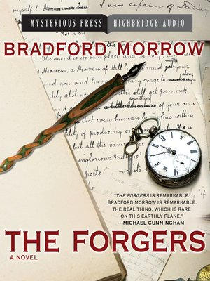 cover image of The Forgers