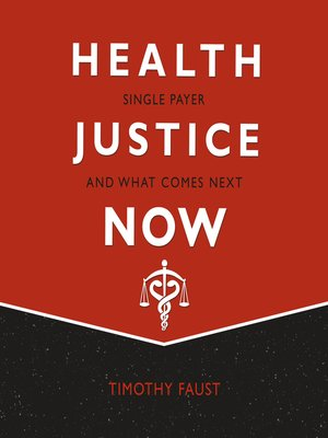 cover image of Health Justice Now