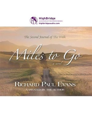 cover image of Miles to Go