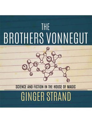 cover image of The Brothers Vonnegut