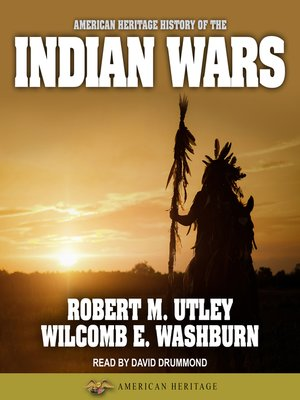 cover image of American Heritage History of the Indian Wars