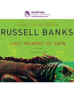 cover image of The Lost Memory of Skin