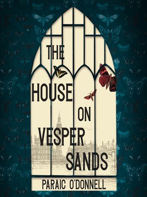 cover image of The House on Vesper Sands