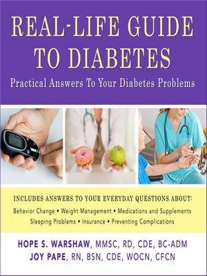 cover image of Real-Life Guide to Diabetes