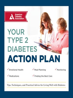 cover image of Your Type 2 Diabetes Action Plan