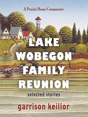 cover image of Lake Wobegon Family Reunion
