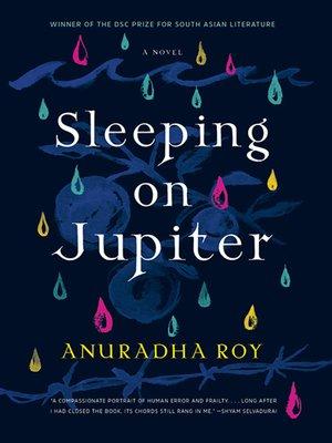 cover image of Sleeping on Jupiter